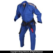 Gameness Air Blue Jiu Jitsu Gi